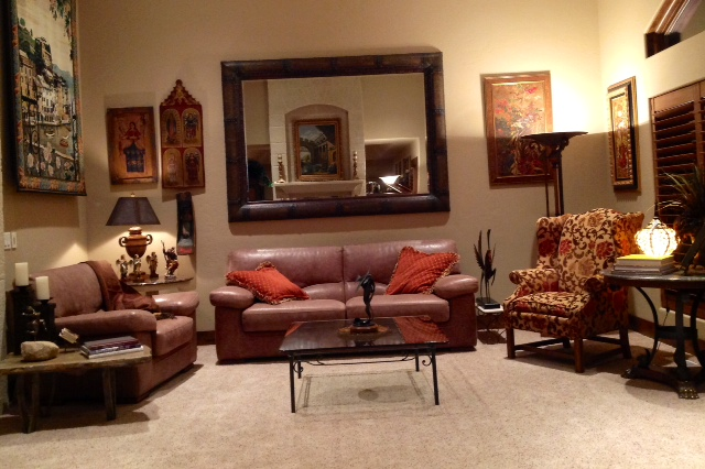 The couches of my life elaine ambrose for Matching living room chairs