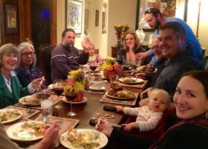 House thanksgiving 2013