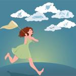 Advice to Young Women: RUN