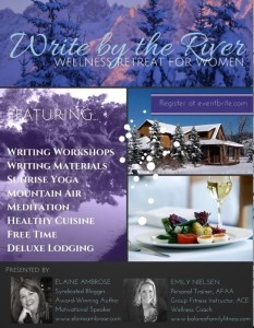 Wellness and Writing Retreat for Women - Feb. 5-7 - $260 - $370