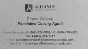 cheating closing agent