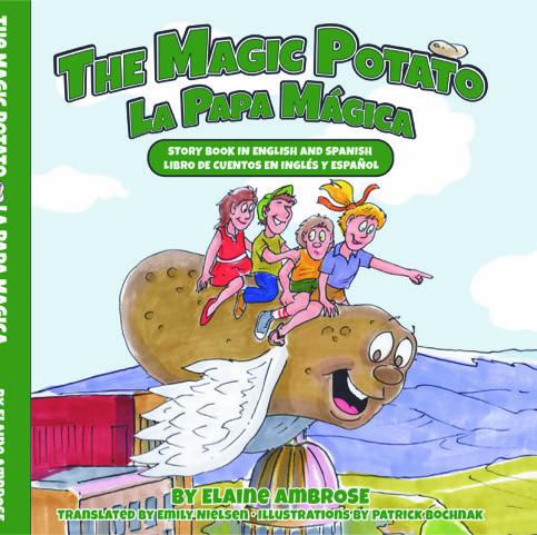 Magic Potato front cover