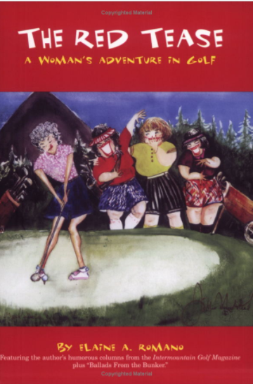 The Red Tease: A Woman's Adventure in Golf